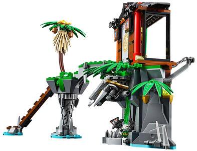 LEGO Ninjago (70604). Isola di Tiger Widow - 9