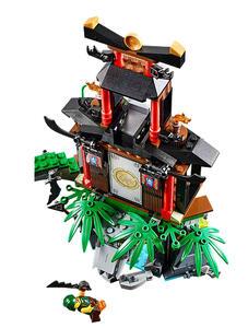 LEGO Ninjago (70604). Isola di Tiger Widow - 10