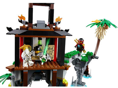 LEGO Ninjago (70604). Isola di Tiger Widow - 11