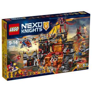 LEGO Nexo Knights (70323). Il Palazzo Vulcanico di Jestro