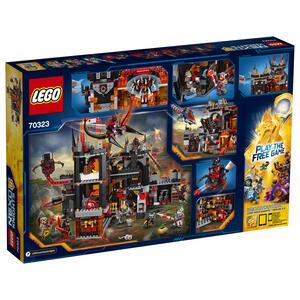 LEGO Nexo Knights (70323). Il Palazzo Vulcanico di Jestro - 5