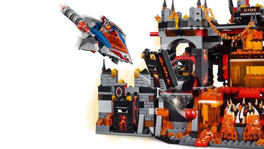 LEGO Nexo Knights (70323). Il Palazzo Vulcanico di Jestro - 9