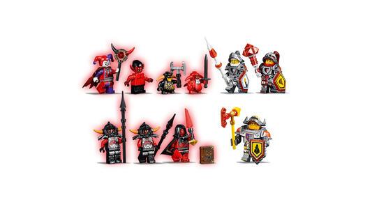 LEGO Nexo Knights (70323). Il Palazzo Vulcanico di Jestro - 10