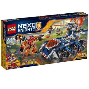 LEGO Nexo Knights (70322). Il Porta-torre di Axl