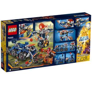 LEGO Nexo Knights (70322). Il Porta-torre di Axl - 7