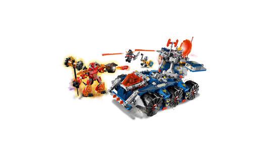 LEGO Nexo Knights (70322). Il Porta-torre di Axl - 12