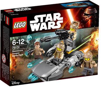 LEGO Star Wars (75131). Battle pack Episode 7 Heroe