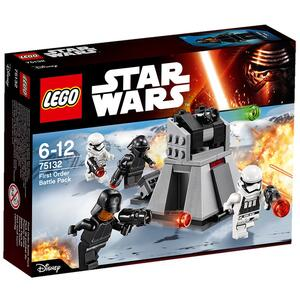 LEGO Star Wars (75132). Battle pack Episode 7 Villain - 2