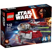 Lego Star Wars. Obi-Wan's Jedi Interceptor (75135)
