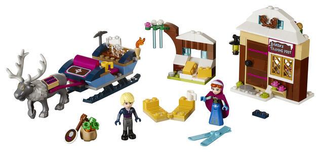 LEGO Disney Princess (41066). L'avventura sulla slitta di Anna e Krist - 19
