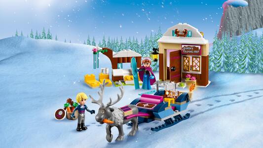 LEGO Disney Princess (41066). L'avventura sulla slitta di Anna e Krist - 20