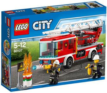 LEGO City Fire (60107). Autopompa dei vigili del fuoco - 2