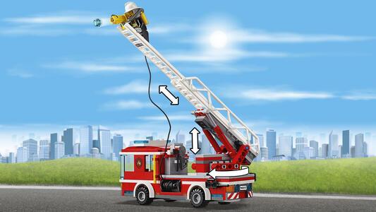 LEGO City Fire (60107). Autopompa dei vigili del fuoco - 8