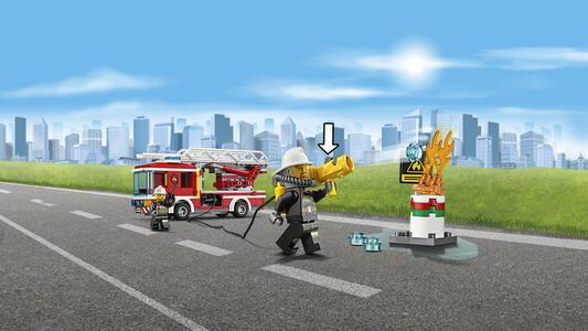 LEGO City Fire (60107). Autopompa dei vigili del fuoco - 10