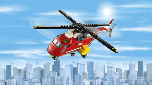 LEGO City Fire (60108). Unità di risposta antincendio - 15