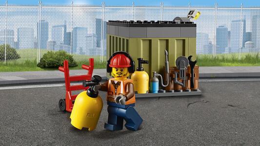 LEGO City Fire (60108). Unità di risposta antincendio - 17