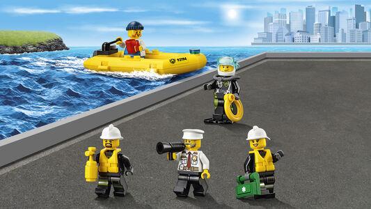 Giocattolo Lego City Fire. Motobarca antincendio (60109) Lego 4