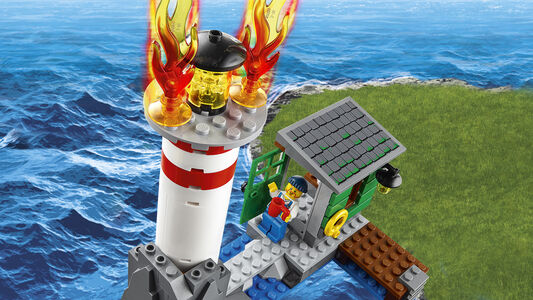 Giocattolo Lego City Fire. Motobarca antincendio (60109) Lego 9