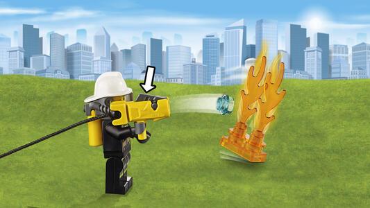 LEGO City Fire (60110). Caserma dei pompieri - 13