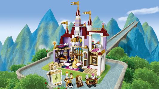 Giocattolo Lego Disney Princess. Il Castello incantato di Belle (41067) Lego 4