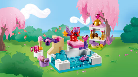 LEGO Disney Princess (41069). Giornata in piscina di Treasure - 19
