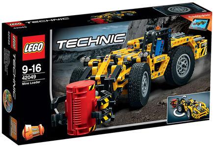 LEGO Technic (42049). Carica-Mine - 2