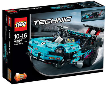 LEGO Technic (42050). Super-dragster - 4