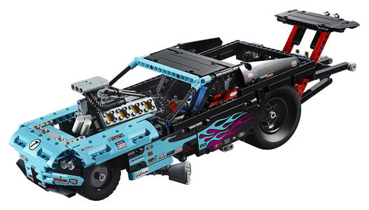 LEGO Technic (42050). Super-dragster - 5