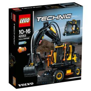 LEGO Technic (42053). Volvo EW 160E - 3