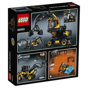 LEGO Technic (42053). Volvo EW 160E - 9