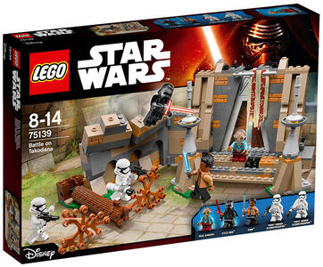 LEGO Star Wars (75139). Battaglia al Castello di Maz - 5