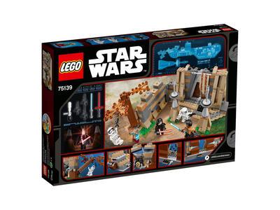 LEGO Star Wars (75139). Battaglia al Castello di Maz - 8