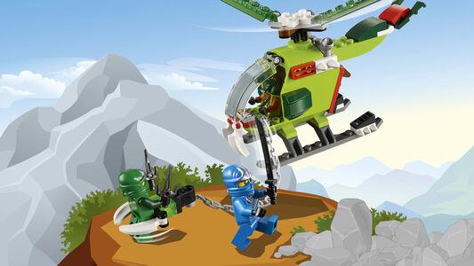 Giocattolo Lego Juniors. Il tempio perduto di Ninjago (10725) Lego 6