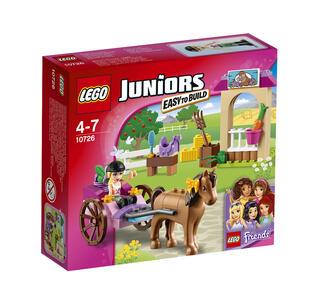 LEGO Juniors (10726). Il Calesse di Stephanie