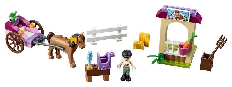 LEGO Juniors (10726). Il Calesse di Stephanie - 3