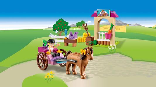 LEGO Juniors (10726). Il Calesse di Stephanie - 5