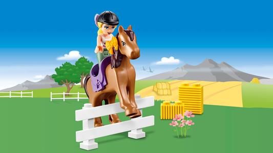 LEGO Juniors (10726). Il Calesse di Stephanie - 6