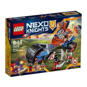 LEGO Nexo Knights (70319). La Tri-Moto Tuonante di Macy - 3