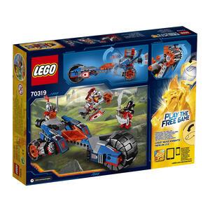 LEGO Nexo Knights (70319). La Tri-Moto Tuonante di Macy - 5