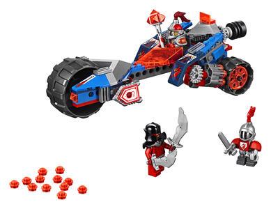 LEGO Nexo Knights (70319). La Tri-Moto Tuonante di Macy - 6