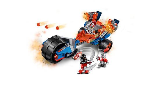 LEGO Nexo Knights (70319). La Tri-Moto Tuonante di Macy - 8