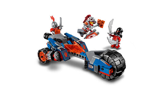 LEGO Nexo Knights (70319). La Tri-Moto Tuonante di Macy - 9