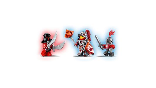 LEGO Nexo Knights (70319). La Tri-Moto Tuonante di Macy - 10