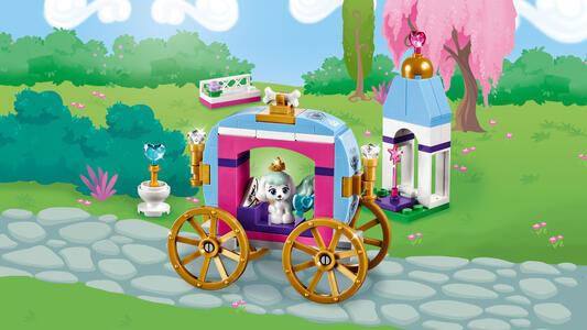 LEGO Disney Princess (41141). La carrozza reale di Pumpkin - 5