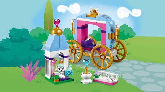 LEGO Disney Princess (41141). La carrozza reale di Pumpkin - 6