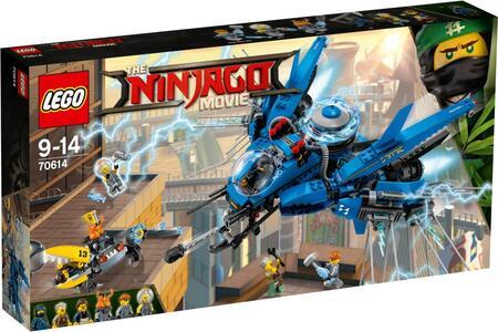 LEGO Ninjago (70614). Jet-fulmine - 4
