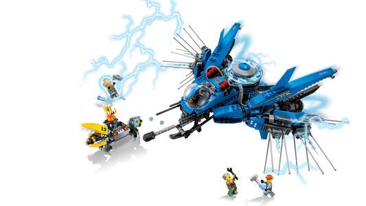 LEGO Ninjago (70614). Jet-fulmine - 11