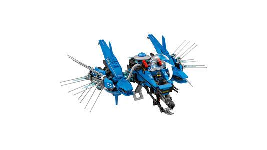 LEGO Ninjago (70614). Jet-fulmine - 12