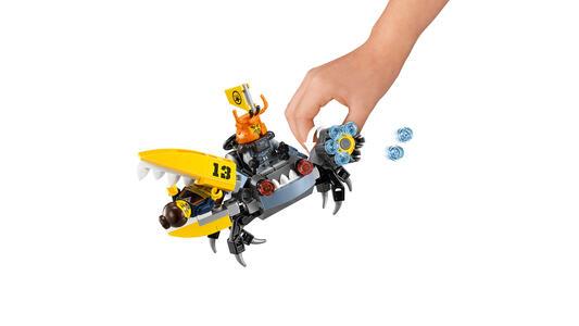 LEGO Ninjago (70614). Jet-fulmine - 14