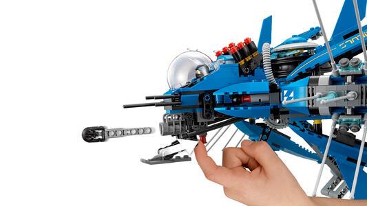 LEGO Ninjago (70614). Jet-fulmine - 16